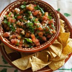 Pico de Gallo- Fresh Mexican Salsa