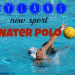 Dylan's New Sport Water Polo