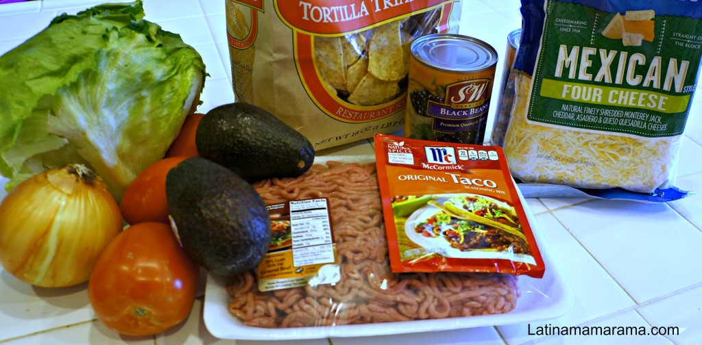 ingredients crunchy taco casserole