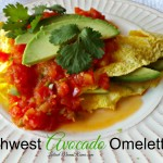 Southwest Avocado Omelette – Love One Today™