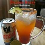 How to Make the Perfect Chelada {Bloody Beer}