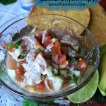 Shrimp recipe-ceviche