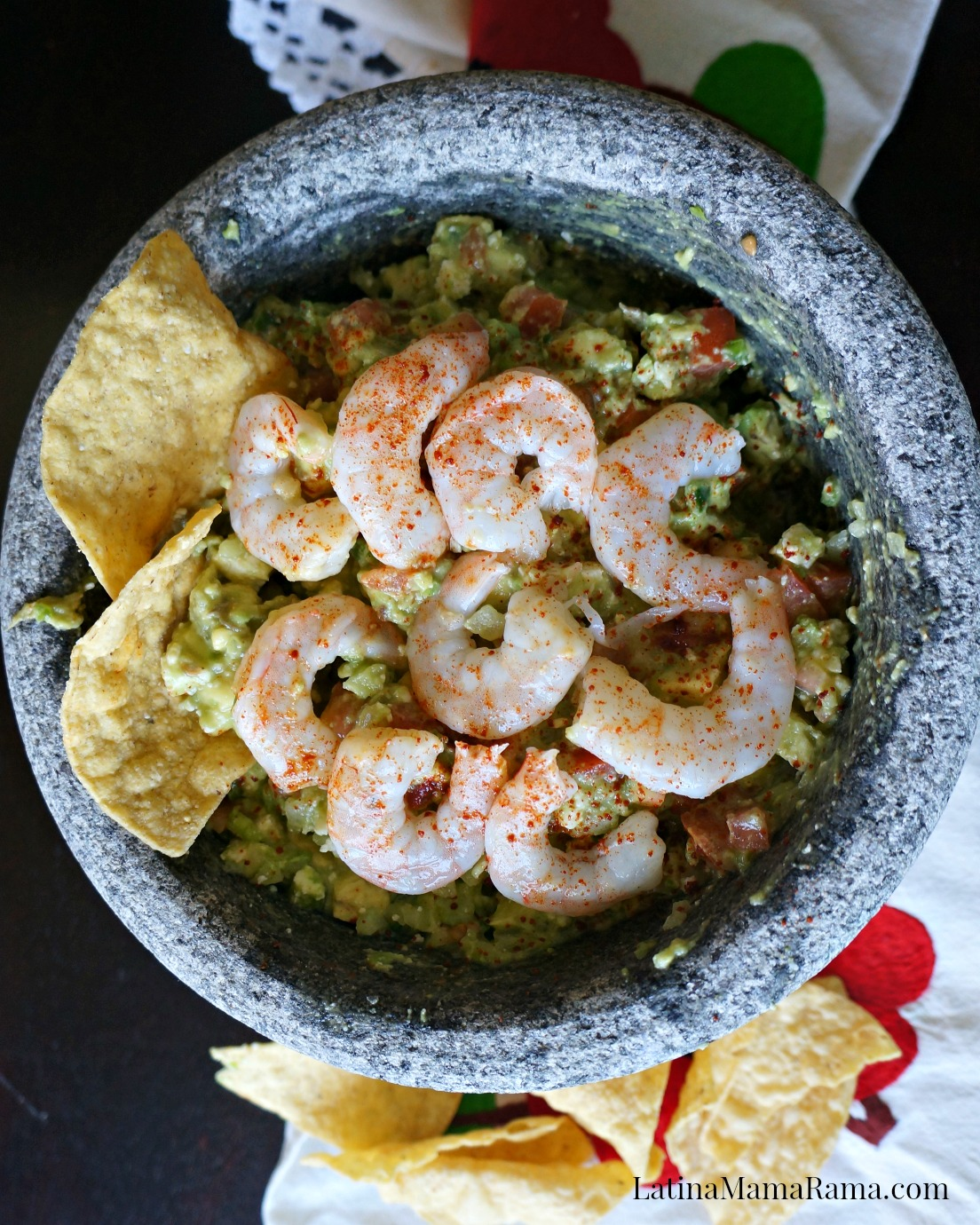 Enjoy making the best guacamole recipe ever! Serve with some chips and ...