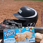 cal ripken baseball kellogs rice krispies treat
