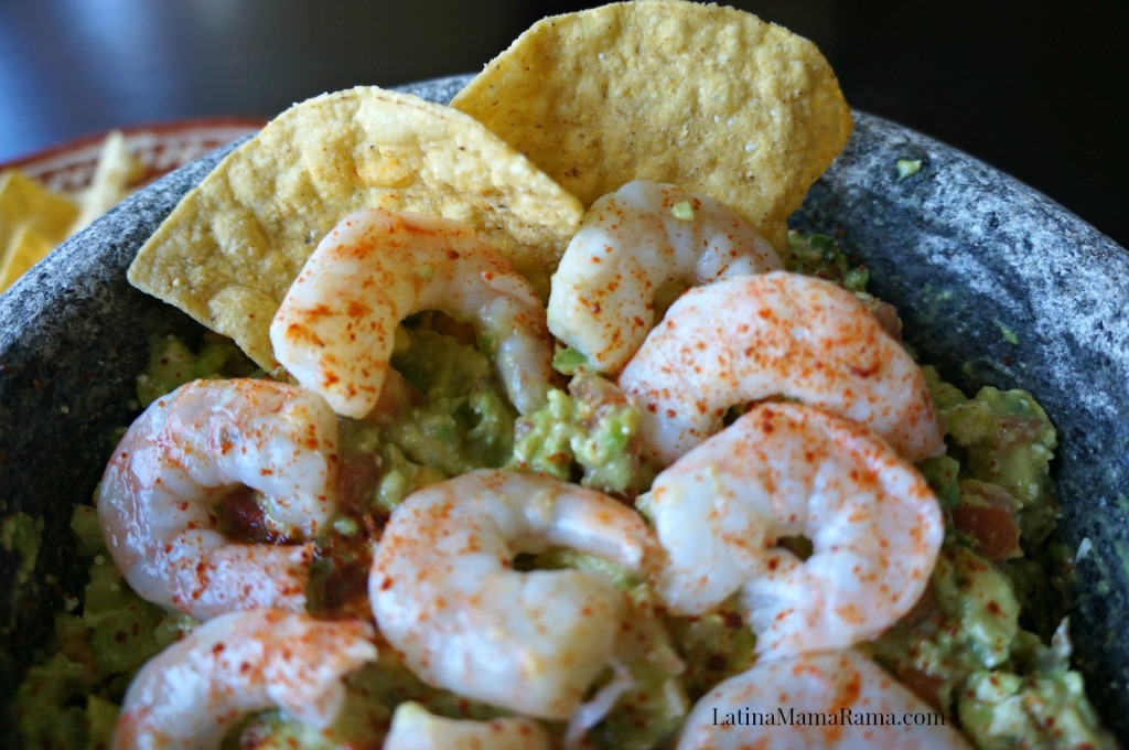 The best guacamole recipe!