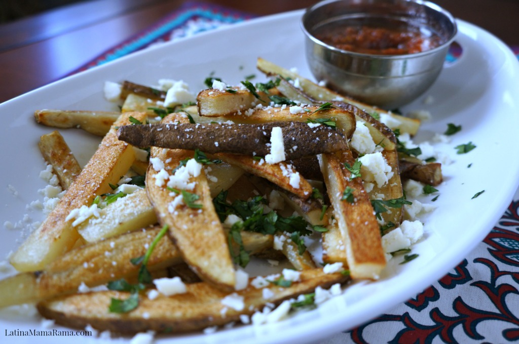 Mexican Street French Fries