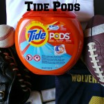 Making Laundry Easy with Tide Pods
