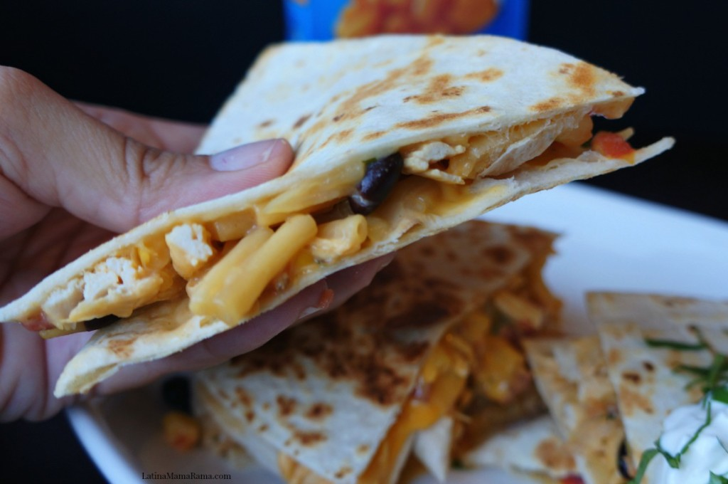 kraft macaroni and cheese southwest quesadilla 4