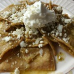 Baked Chilaquiles Verdes