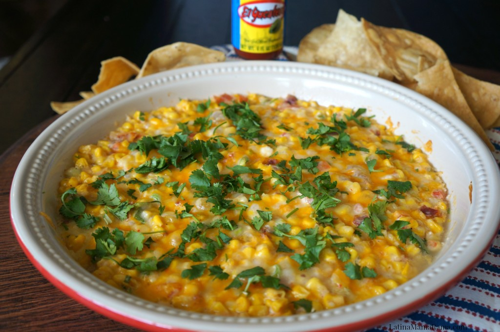 Smoky Hot Corn Dip 5