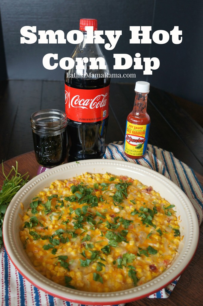 smoky hot corn dip a